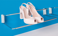 Shoe & Towel Rack