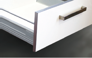 Standard Double Wall Drawer - Euroft