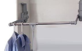 Hanging System for Closet