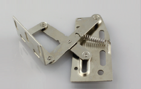Hinge for Tip-Out Tray