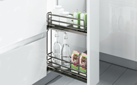 Base Cabinet - Sliding Storage