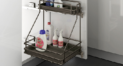 Ardesia Under-sink Racks