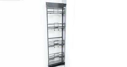 Pull-out Rack for Broom-Cleaner