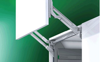 Parallel Lift Flap System