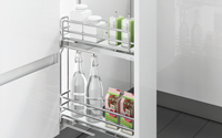 Base Cabinet - Sliding Storage System