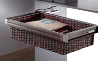 Basket and Drawer